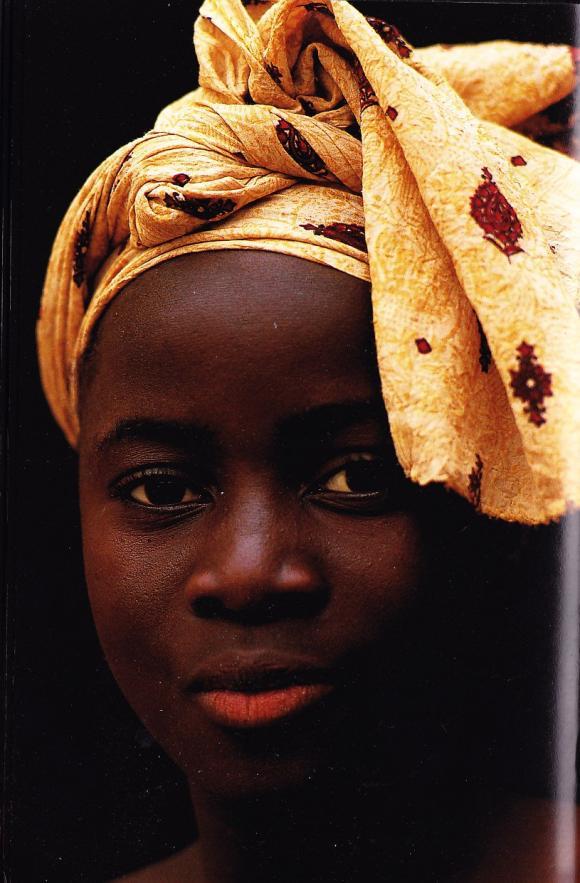 Préférence Femme africaine à l'aquarelle - MaLittleWorld - Le petit monde de  JA31
